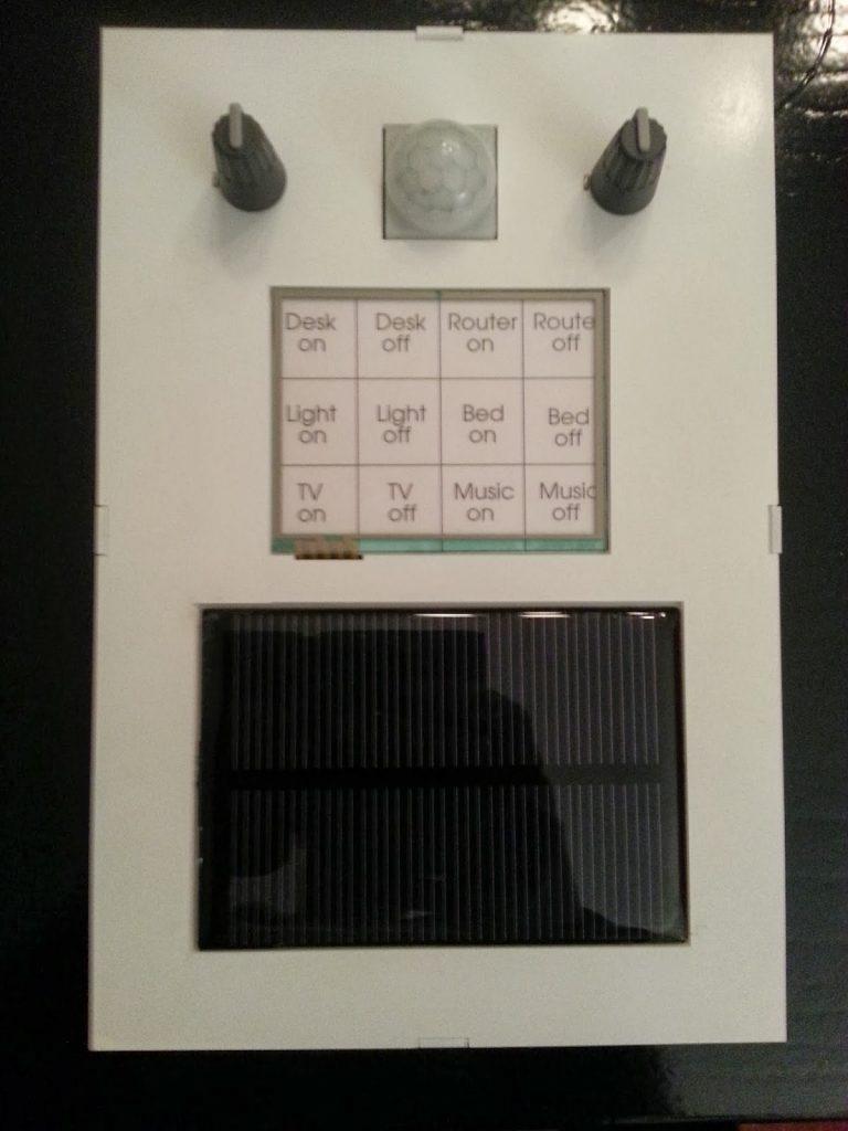 Figure 10: The master control box