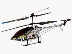 Figure 9: Exceed X8 PRO helicopter